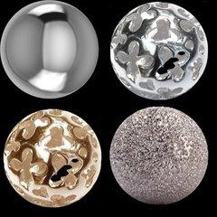 Goudkleurige & Zilverkleurige Balletjes