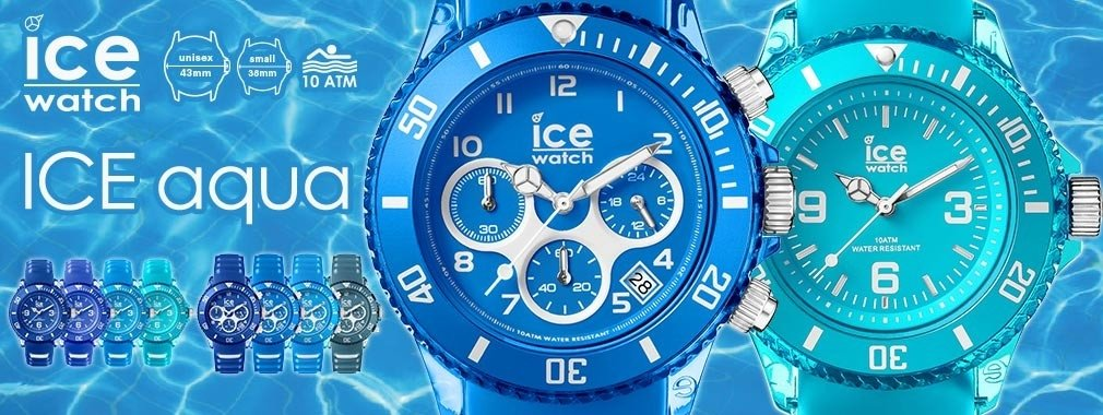 Ice-Watch-Aqua
