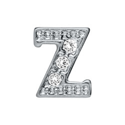 Alexander Jacobs Jewels Floating Charm Edelstaal  Zilver Z