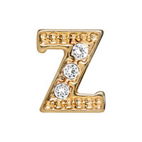 Alexander Jacobs Jewels Floating Charm Edelstaal  Goud Z