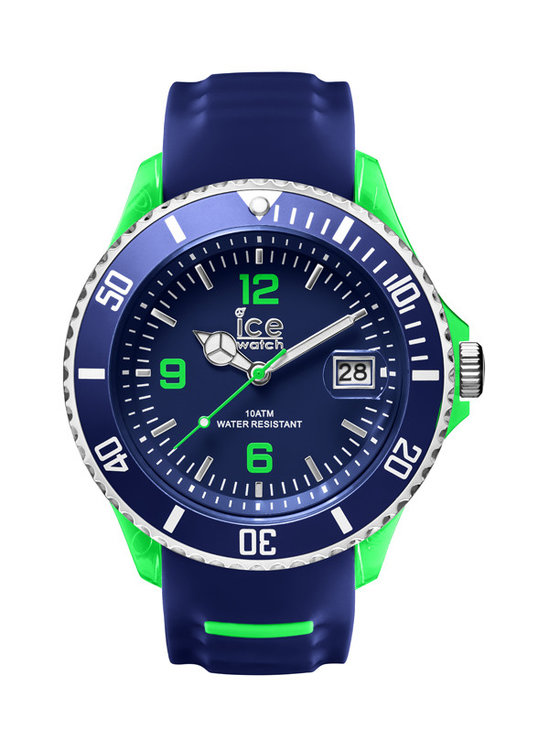 ICE Sporty - Blue & Green - Unisex