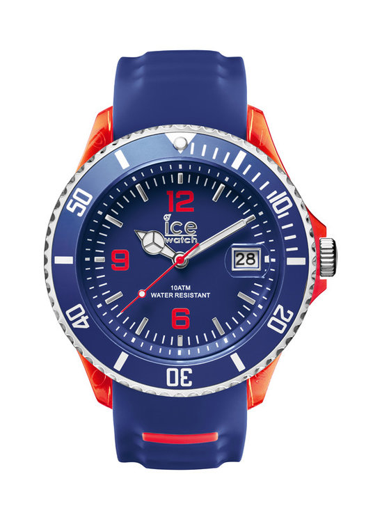 ICE Sporty - Blue & Red - Unisex