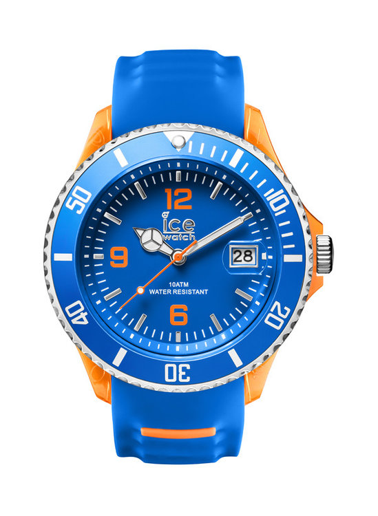 ICE Sporty - Blue & Orange - Unisex