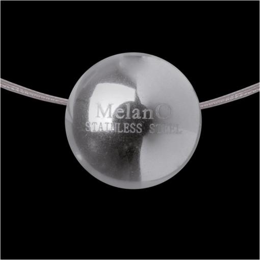 MelanO Stainless Steel Ball Hanger Glans