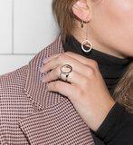 Melano Friends Cover Ring Rose Goudkleurig_
