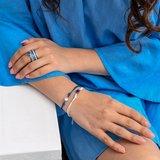 iXXXi Verstelbare Top Part Armband Black_