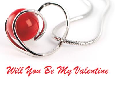 Melano Inspiratie Set, Will You Be My Valentine