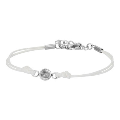 iXXXi Verstelbare Top Part Armband White