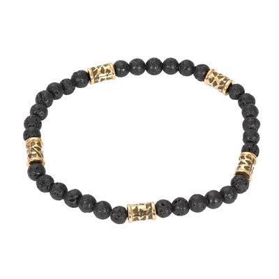 iXXXi Elastische Armband Goudkleurig Cairo