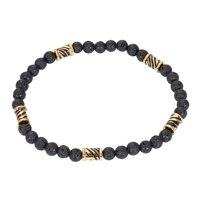 iXXXi Elastische Armband Goudkleurig Mali