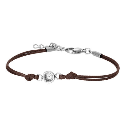 iXXXi Verstelbare Top Part Armband Brown
