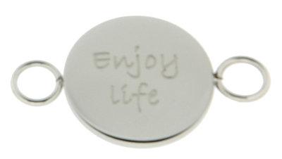 iXXXi Bangle Meddy  Enjoy Life Edelstaal