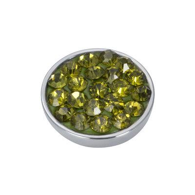 iXXXi Top Part Olivina Stone Zilverkleurig