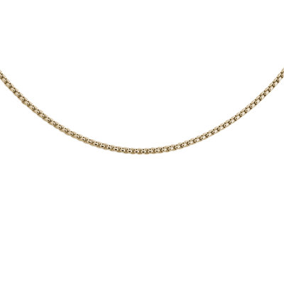 Melano Necklace Jodie Stainless Steel Rose Gold-coloured, diverse lengtes