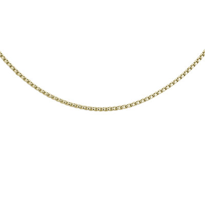 Melano Necklace Jodie Stainless Steel Gold-coloured, diverse lengtes