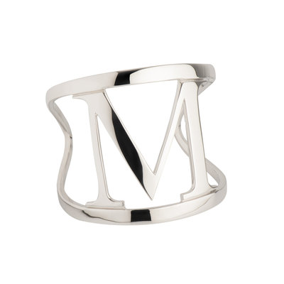 MelanO Limited Edition Bangle Zilver