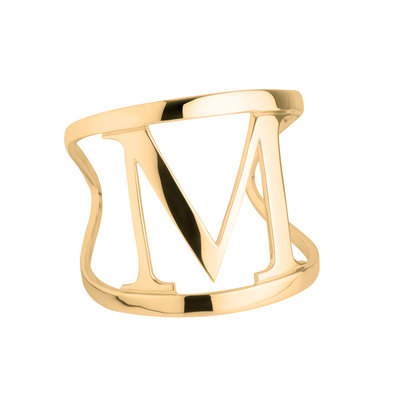 Melano Limited Edition Bangle Goudkleurig