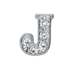 Alexander Jacobs Jewels Floating Charm Edelstaal  Zilver J