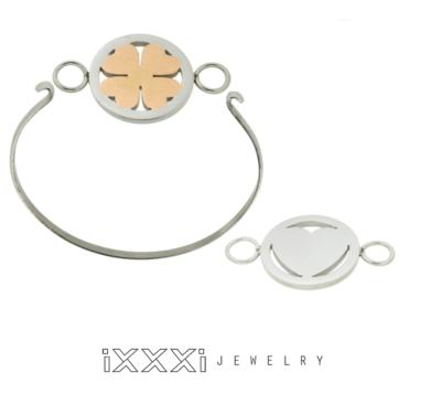 iXXXi Bangle Armband inclusief 2 iXXXi Bangle Meddy's naar keuze