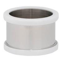 iXXXi Basis Ring 10-12mm Edelstaal Keramisch