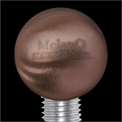 MelanO Stainless Steel Setting Ball Coffee Mat