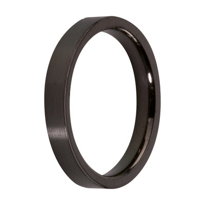 Melano Friends Side Ring Black, Glans
