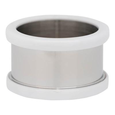 iXXXi Basis Ring 8-10mm Edelstaal Keramisch