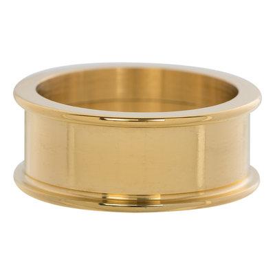 iXXXi Basis Ring 6-8mm Edelstaal Goudkleurig