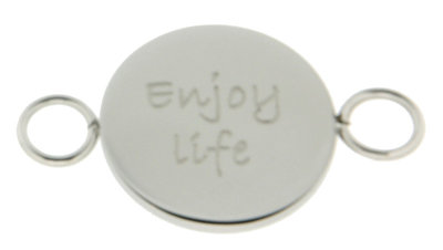 iXXXi Bangle Meddy  Enjoy Life Edelstaal