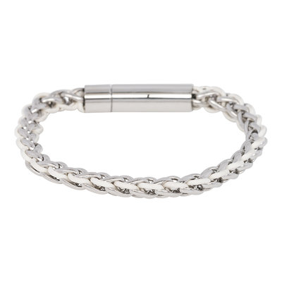 iXXXi Armband Geneve Edelstaal Zilverkleurig