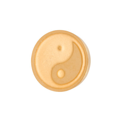 iXXXi Top Part Yin & Yang Goud-kleurig