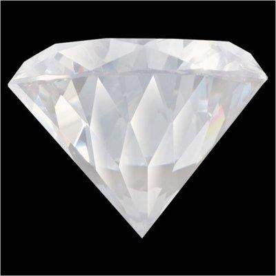 Melano Brilliant Zirkonia Stones Special White