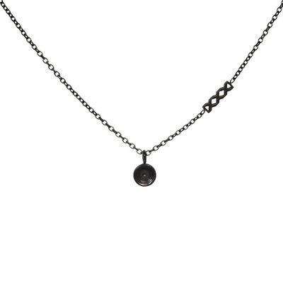 iXXXi Top Part Basis Ketting 40-44cm Black