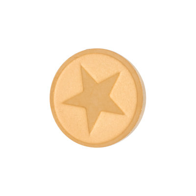 iXXXi Top Part Star Goud-kleurig