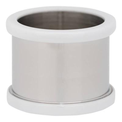 iXXXi Basis Ring 10-14mm Edelstaal Keramisch