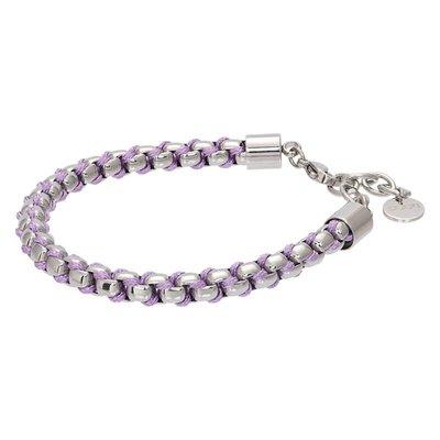 iXXXi armband Ibiza Purple 17cm - 20cm