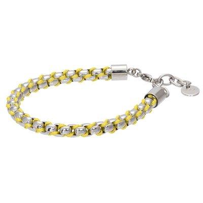 iXXXi armband Ibiza Yellow 17cm - 20cm