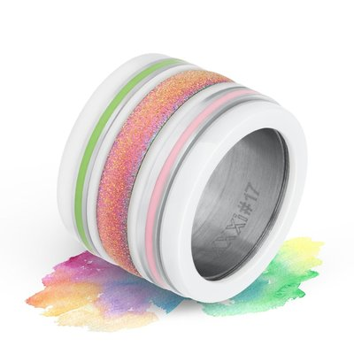 iXXXi Mix & Match Rainbow No.16