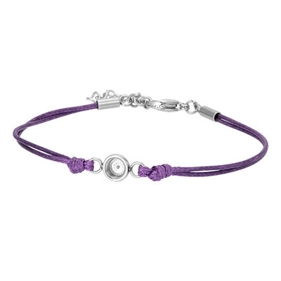 iXXXi Verstelbare Top Part Armband Purple