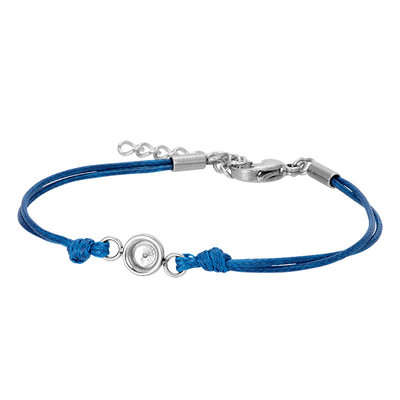 iXXXi Verstelbare Top Part Armband Blue