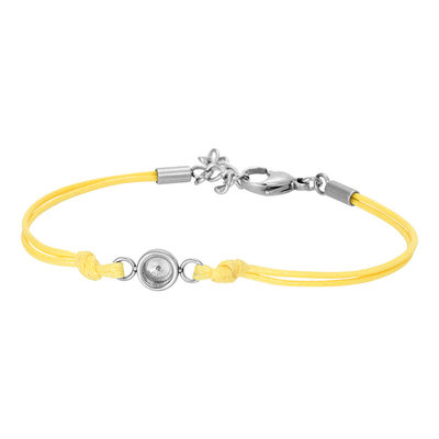 iXXXi Verstelbare Top Part Armband Yellow
