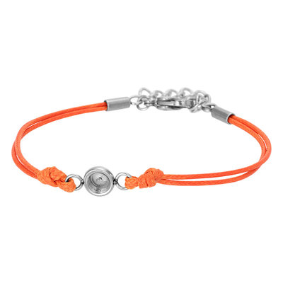 iXXXi Verstelbare Top Part Armband Orange