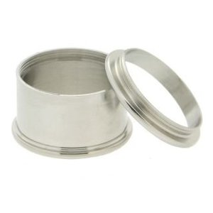 iXXXi Ring 2mm Goudkleurig Small