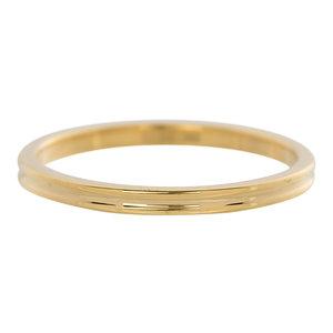 iXXXi Ring Gold-coloured Small Zirkonia