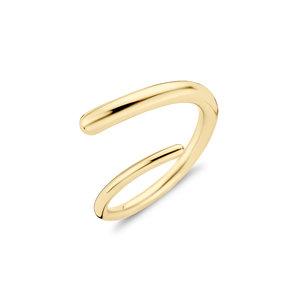 Melano Helix Ring Limited Edition Goudkleurig
