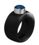 Melano Ring Sturdy Keramisch Zwart